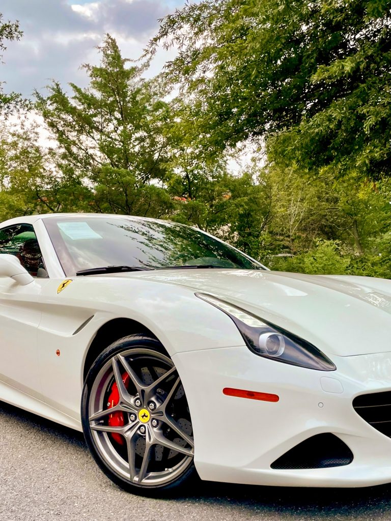 FerrariCompleted